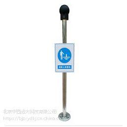 中西(LQS促销)人体静电释放报警器 型号:SM83-AS6608-S库号:M190716