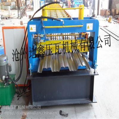楼承板设备镀锌板机器钢结构建筑压瓦机地鑫