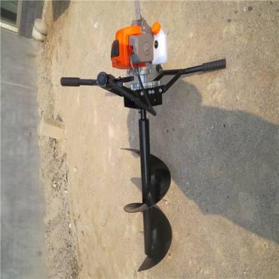 支架式挖坑机 电线杆挖坑机栽树坑机润丰