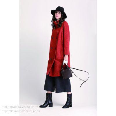 批发国际品牌女装一手货源大量切货