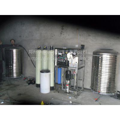 工业纯水设备、1吨双极反渗透设备
