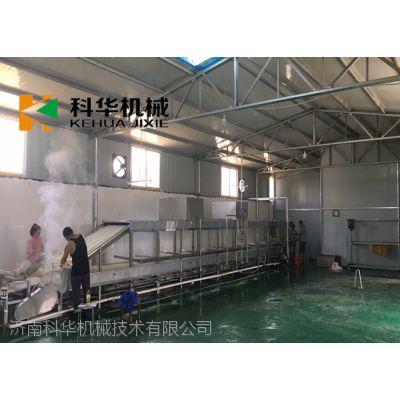 哪有全自动腐竹设备 家庭腐竹厂使用什么样的自动腐竹机,蒸汽发生器 三连磨浆系统