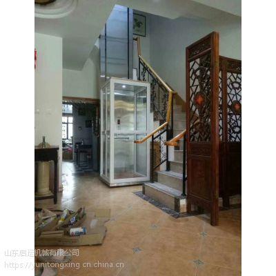 居民楼室内升降机 残疾人垂直轮椅电梯 液压电动升降台 牡丹江市 兰州市启运公司·