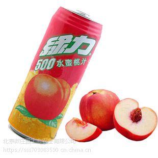 天津港进口果汁饮料的报关公司