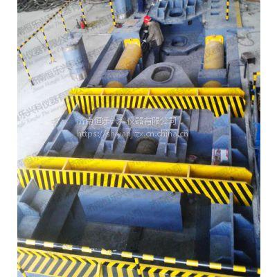恒乐仪器厂家直销大型2000吨卧式拉力试验机 船舶锚链拉力实验装置