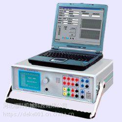沁阳微机型继电保护测试仪 tcp-20手持终端通讯口检测仪 原装现货