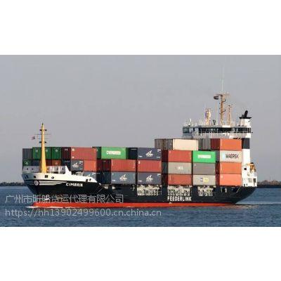 沧州到北海海路运输海运门到服务