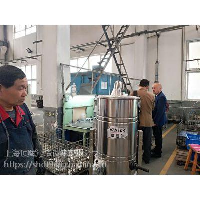 无尘室用工业吸尘器吸灰尘吸尘器威德尔全不锈钢吸尘设备价格