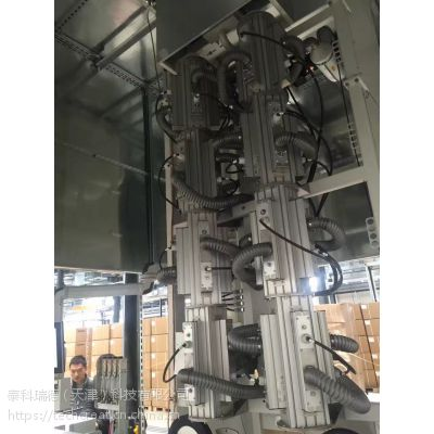 苏州设备安装|德国韦伯(WEBER)热压自动化挤出线集成安装