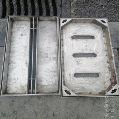 江苏(耀荣系列) 不锈钢井盖 不锈钢窨井盖 雨水井盖 可定制加工
