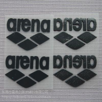 深圳热转印水杯 PU硅胶热转印立体商标 家纺 价格实惠