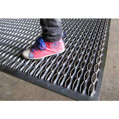 高品质铝板鳄鱼嘴防滑网板,镀锌鳄鱼嘴防滑板,不锈钢鳄鱼嘴防滑板