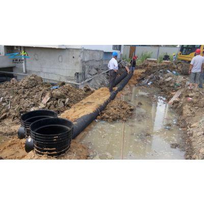 阳泉选用hdpe污水检查井 排水检查井 排水井正林依道丰