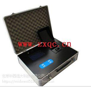 中西便携式水质重金属检测仪 HT01-ZJS-07 库号:M335336