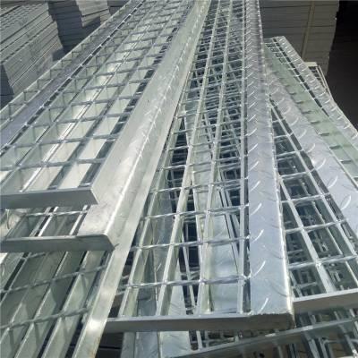 防滑网格板生产 踏步网格板厂家 水沟盖板单价
