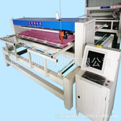 全移动绗缝机价格 生产单针缝被机多少钱 菏泽单针绗缝机价格