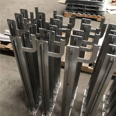 耀恒 304不锈钢工程立柱栏杆 不锈钢栏杆 楼梯扶手立柱 欢迎咨询订购