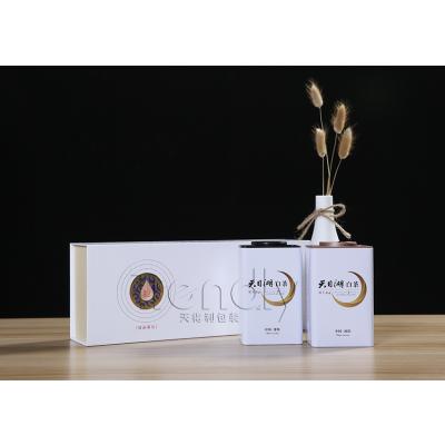 白茶包装盒批发定做 茶叶包装盒 茶叶盒定制 设计+生产