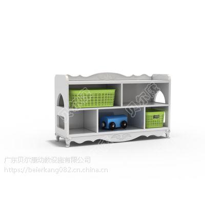 贝尔康 欧式区域柜01 玩具柜 分区柜