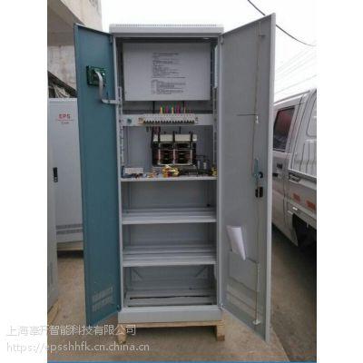 陕西EPS-70KWeps应急电源实物接线图