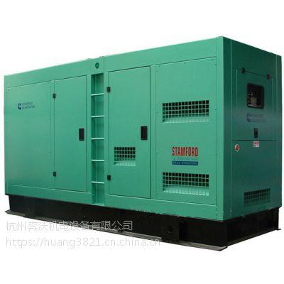 杭州发电机出租 杭州进口发电机租赁