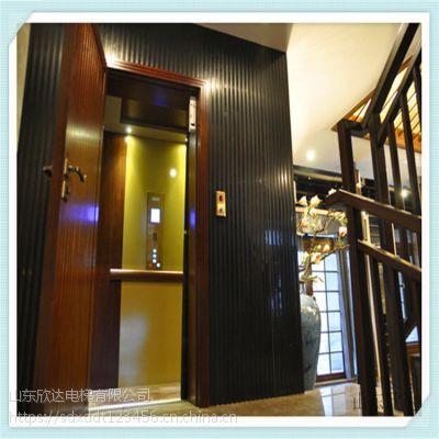 重庆安装家用电梯别墅梯的厂家(欣达电梯xd-2)
