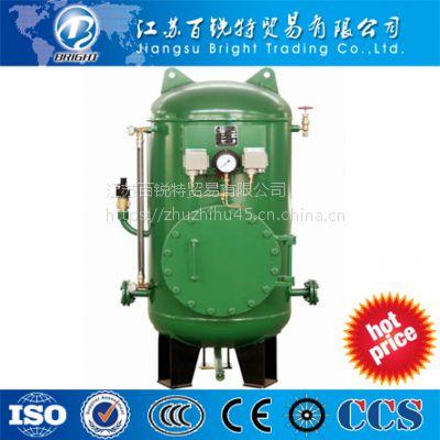 热卖船舶压力水柜YLG-0.5m3证书CCS电加热热水柜