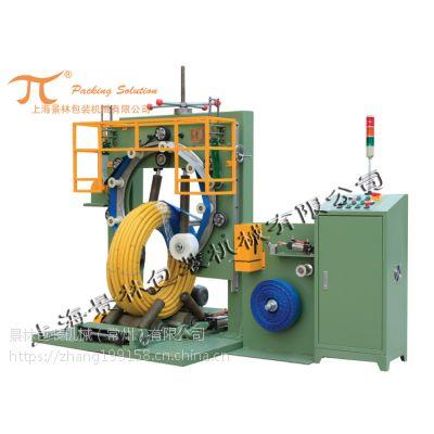 景林GS600地暖管缠绕包装机 地暖管自动包装机厂家
