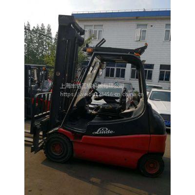 上海叉车 座驾式四轮全电动叉车 平衡重式电动堆高车 全自动铲车
