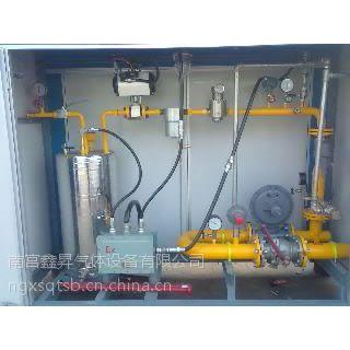 供应管道气调压箱 燃气调压柜 压缩天然气调压计量撬设备