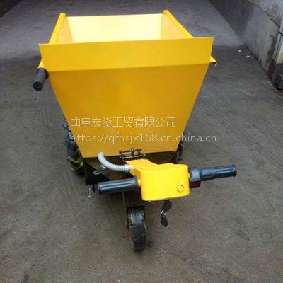 电动小型搬运工具车 建筑电动手推车 搬运平板车厂