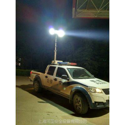 移动车载照明灯,车载移动照明灯,倒伏式升降照明灯,曲臂升降照明灯
