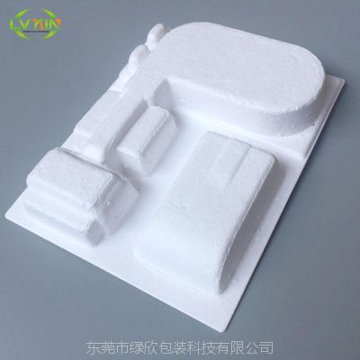厂家直销 内衬包装防潮防震专业定制加工纸托纸浆模塑