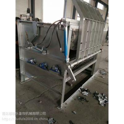 屠宰机械设备猪抛毛机13.2厂家直销国标材质