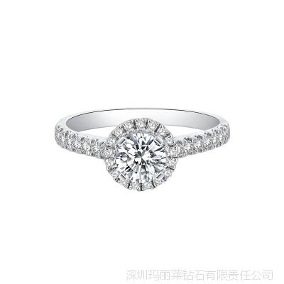 玛丽莱钻石:买求婚钻戒多少钱的比较合适?