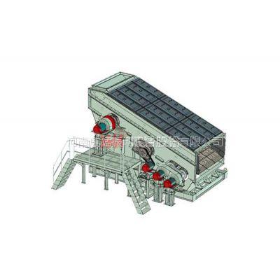 河南威猛-FXS系列分型振动筛 厂家直销 湿粘原煤