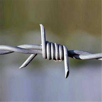 双股刺绳 普通刺线 优质刺绳防护网