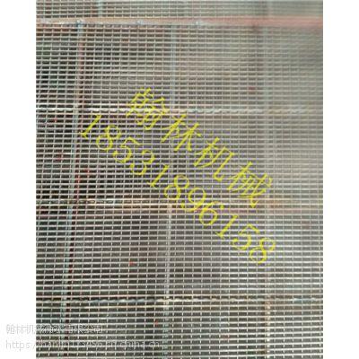 优质条缝筛板 不锈钢焊接式条缝筛网 楔形丝筛网