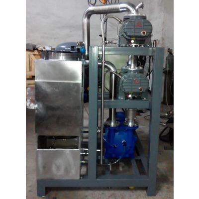 佶缔纳士(西门子)2BW3-1080-161真空机组、气水分离器、真空电磁阀、真空表开关、电控系统