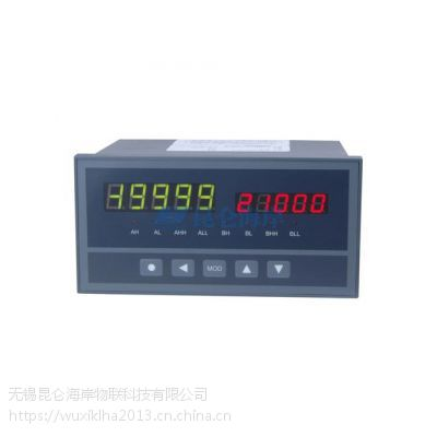 KSC5/B-F控制仪表-北京昆仑海岸96*96方形PID调节仪