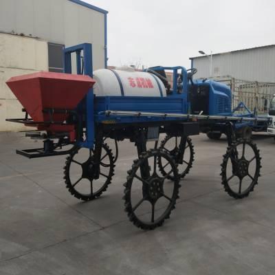 热销水旱田打药机25马力自走式喷雾机小麦专用喷药车旭阳厂家