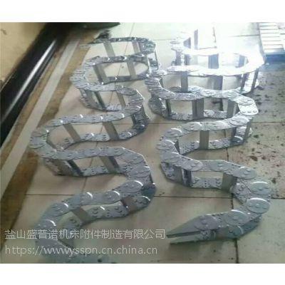 沧州盛普诺定制桥式式钢制拖链定制厂家