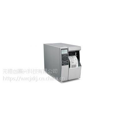 无锡Zebra斑马ZT510升级替代105SL PLUS工业型条码打印机 经济高效不干胶标签打印机