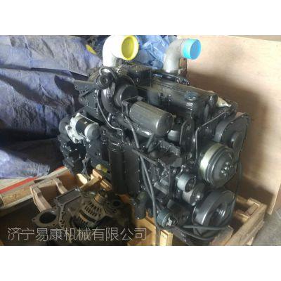 康明斯QSM11机油泵4003950X 装载机专用