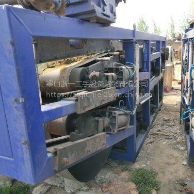 二手带式过滤机 二手橡胶真空带式过滤机 污泥脱水机