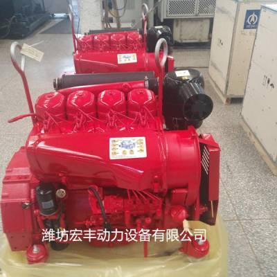 40千瓦 北京北内柴油发动机 F4L912T 增压 F6L912 干旱地区