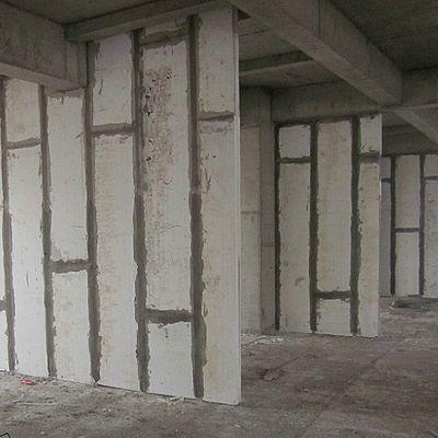 供应轻质隔墙板 150mm 防火隔音聚苯颗粒内隔墙
