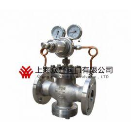 YK43F-16C DN200-DN150氢气氮气减压阀