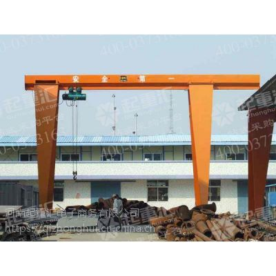 上海双梁门式起重机 行吊 天车 设计美观-起重汇