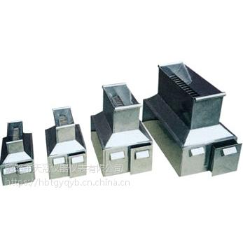 二分器-分样、混样、缩分专用器具-多材质定制-鹤壁天冠生产商